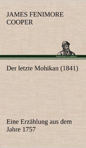 Der Letzte Mohikan (1841)