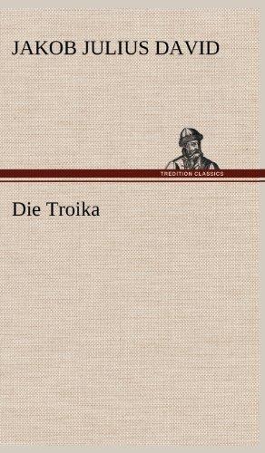 9783847246282: Die Troika (German Edition)