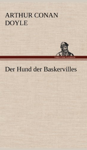 9783847246732: Der Hund Der Baskervilles (German Edition)