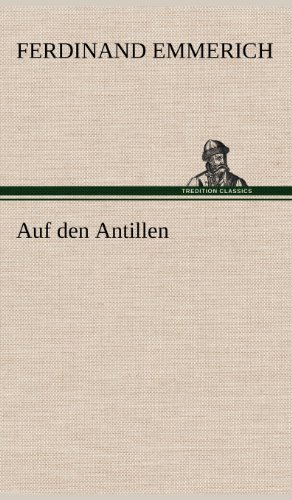 9783847247326: Auf Den Antillen (German Edition)