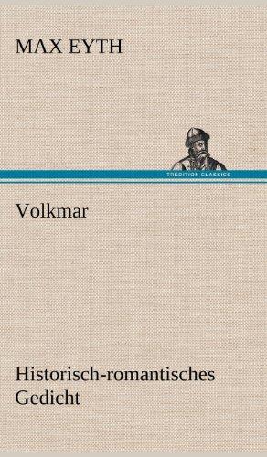 Volkmar: Max Eyth