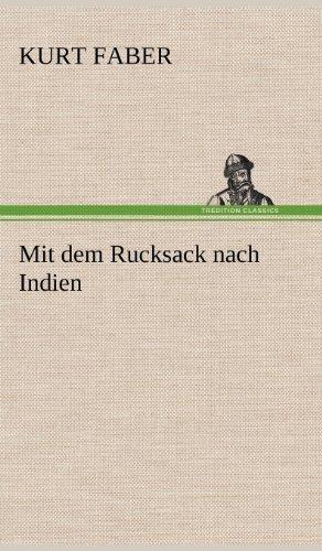 9783847247999: Mit dem Rucksack nach Indien
