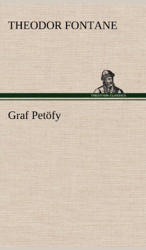 9783847248637: Graf Petofy (German Edition)