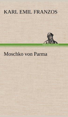 9783847249030: Moschko von Parma
