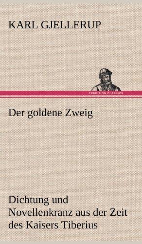 9783847249719: Der goldene Zweig