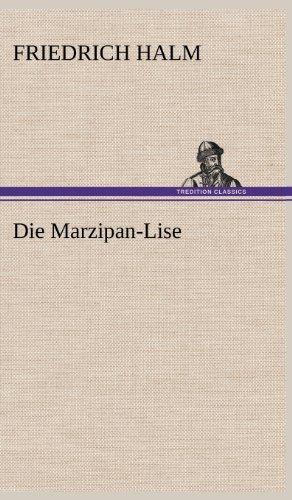 9783847250982: Die Marzipan-Lise