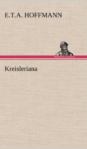 9783847252320: Kreisleriana
