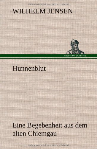 9783847253075: Hunnenblut (German Edition)