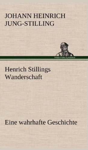 9783847253211: Henrich Stillings Wanderschaft