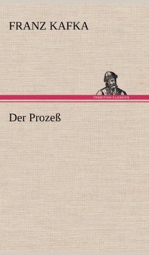 9783847253242: Der Prozess (German Edition)