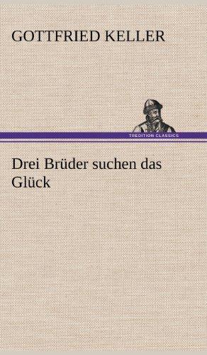 9783847253495: Drei Br�der suchen das Gl�ck