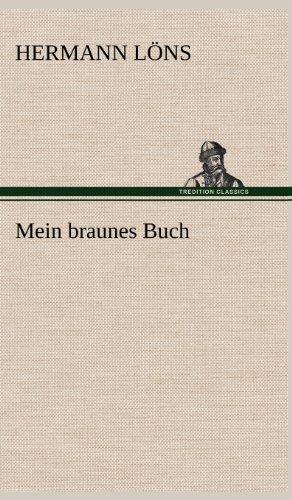 9783847255673: Mein braunes Buch