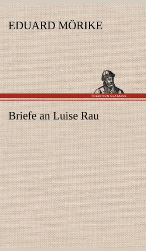 9783847257455: Briefe an Luise Rau