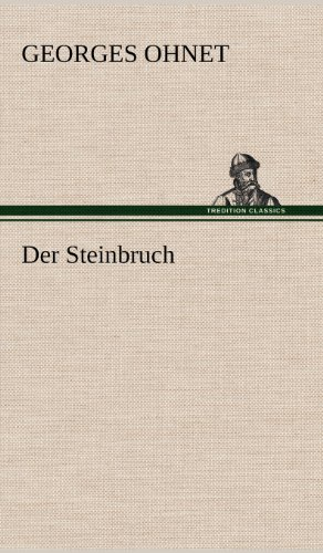 9783847258322: Der Steinbruch (German Edition)