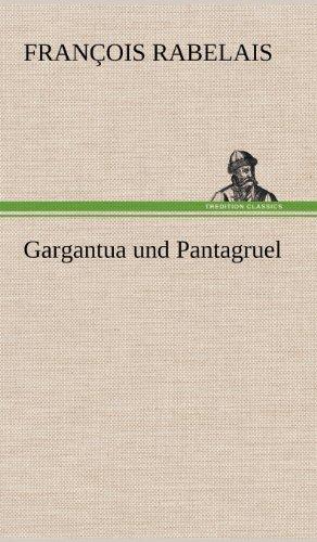 9783847259640: Gargantua Und Pantagruel