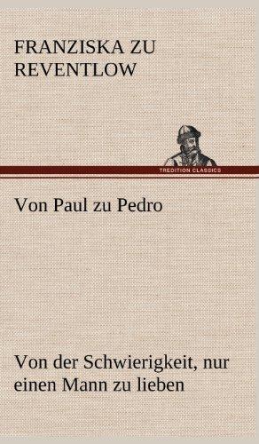 9783847260035: Von Paul Zu Pedro
