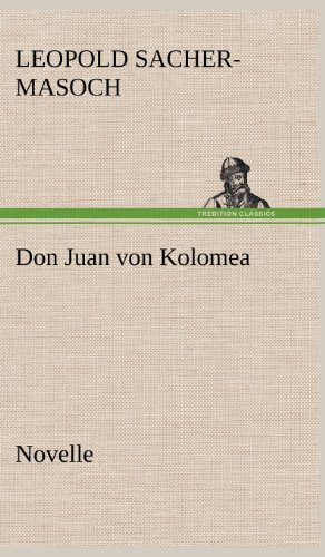 9783847260547: Don Juan von Kolomea
