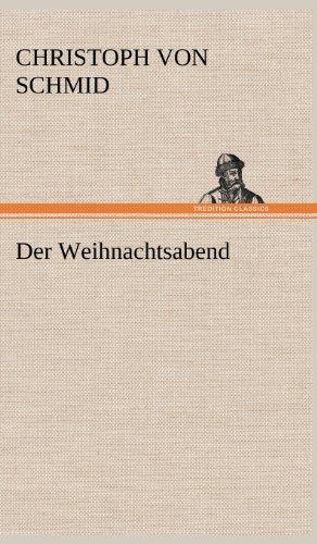 9783847261117: Der Weihnachtsabend (German Edition)
