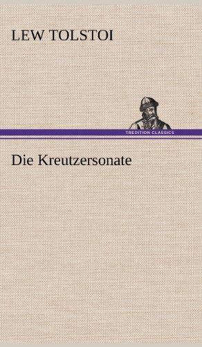 9783847262916: Die Kreutzersonate (German Edition)