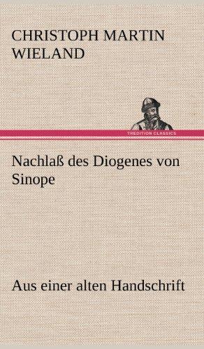 9783847263777: Nachlaß des Diogenes von Sinope