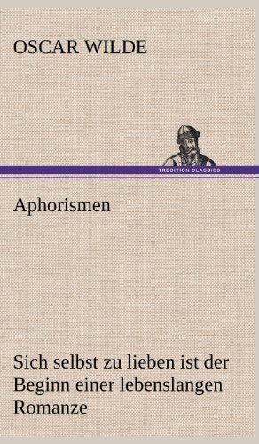 9783847263784: Aphorismen (German Edition)