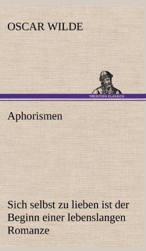 9783847263784: Aphorismen