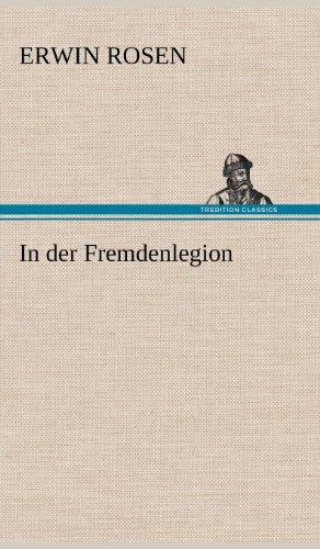 9783847265825: In Der Fremdenlegion