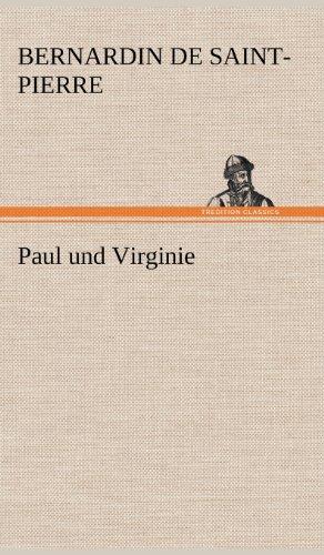 9783847265955: Paul Und Virginie (German Edition)