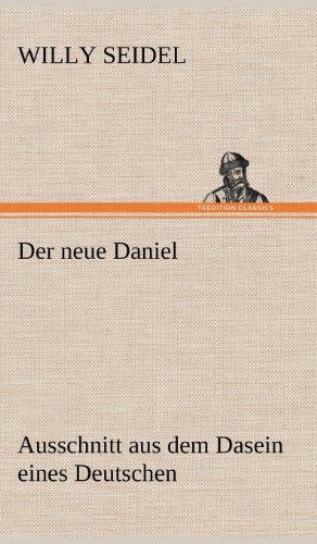 Der Neue Daniel: Willy Seidel