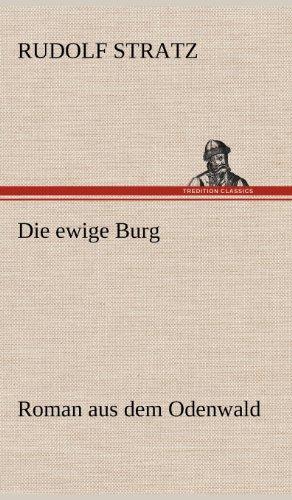9783847267614: Die Ewige Burg (German Edition)