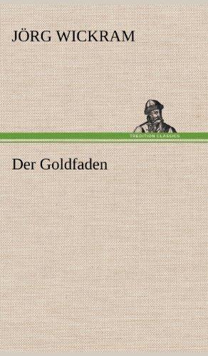 9783847268925: Der Goldfaden