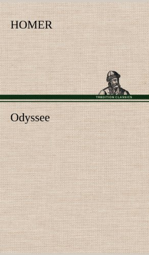 9783847269724: Odyssee (German Edition)