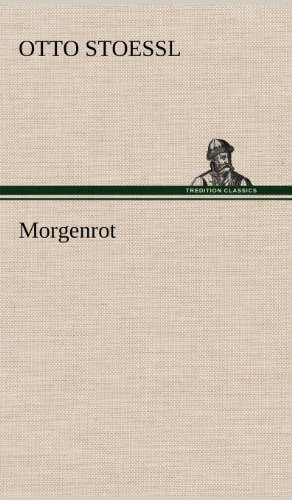9783847270300: Morgenrot (German Edition)
