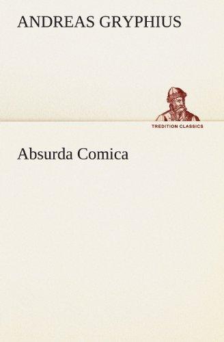 9783847288091: Absurda Comica (TREDITION CLASSICS)