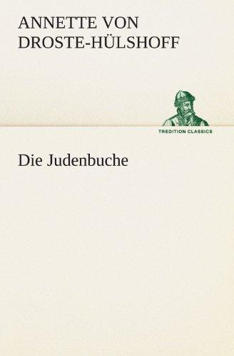 9783847288305: Die Judenbuche (TREDITION CLASSICS)