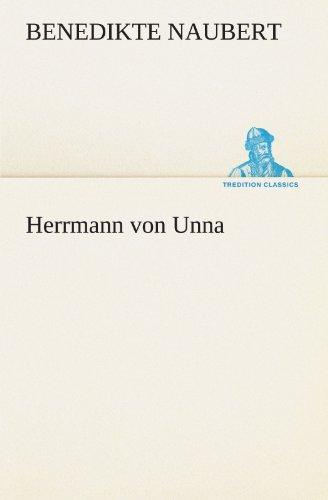9783847289012: Herrmann von Unna (TREDITION CLASSICS)