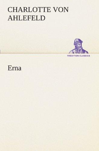 9783847289647: Erna (TREDITION CLASSICS)