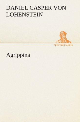 9783847290490: Agrippina (TREDITION CLASSICS)