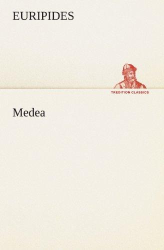 9783847291244: Medea (TREDITION CLASSICS) (German Edition)
