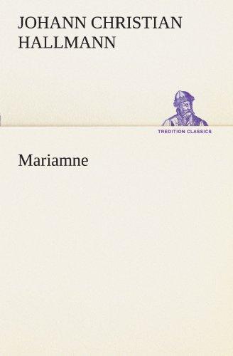 9783847295587: Mariamne