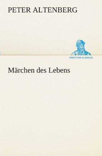 9783847299820: Märchen des Lebens (TREDITION CLASSICS) (German Edition)