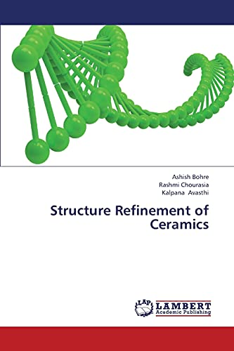 9783847302889: Structure Refinement of Ceramics