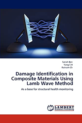 9783847303879: Damage Identification in Composite Materials Using Lamb Wave Method