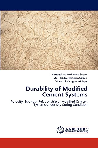 Durability of Modified Cement Systems: Norsuzailina Mohamed Sutan