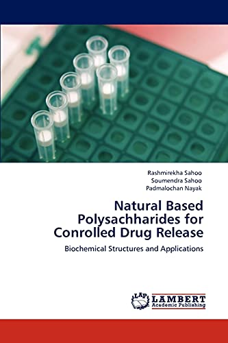 Natural Based Polysachharides for Conrolled Drug Release: Rashmirekha Sahoo