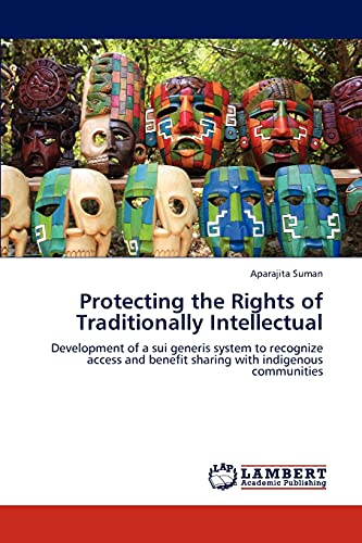 Protecting the Rights of Traditionally Intellectual: Aparajita Suman