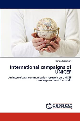 9783847316190: International Campaigns of UNICEF