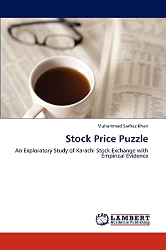 Stock Price Puzzle: Muhammad Sarfraz Khan