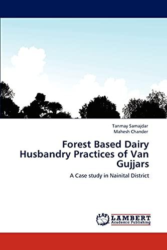Forest Based Dairy Husbandry Practices of Van: Samajdar, Tanmay /