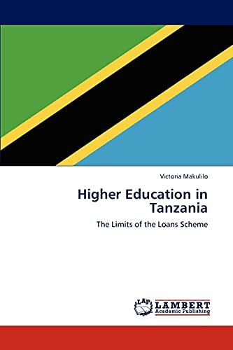 Higher Education in Tanzania: Victoria Makulilo
